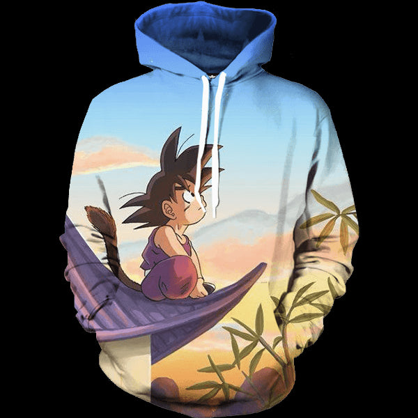 Newest Goku Kid Shirts