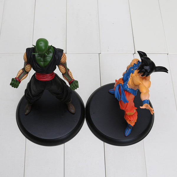 Anime Dragon ball Z Son Goku & Piccolo PVC Toy