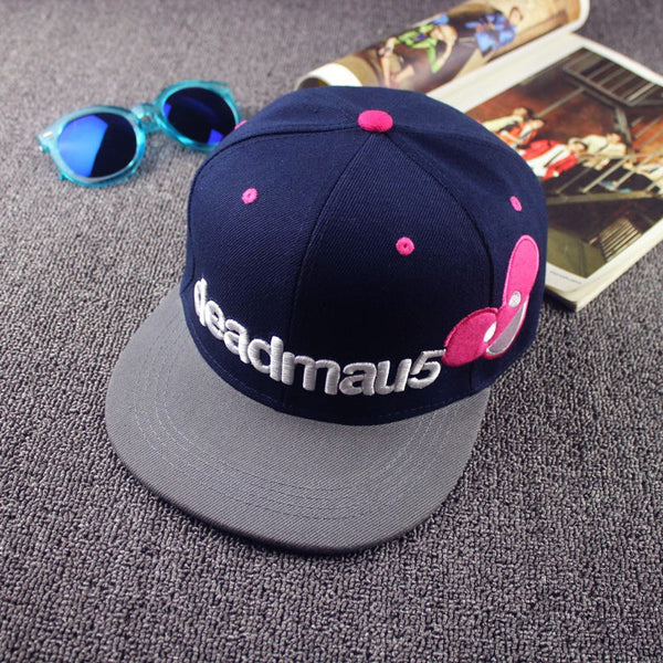 Deadmau5 Embroidered Hat