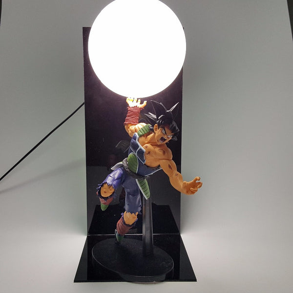 Bardock Dragon Ball 3D Lamp
