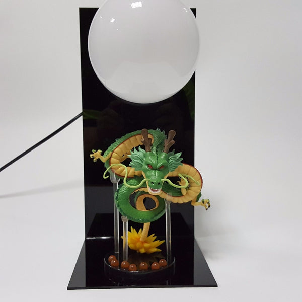 Shenron With Moon 3D Lamp