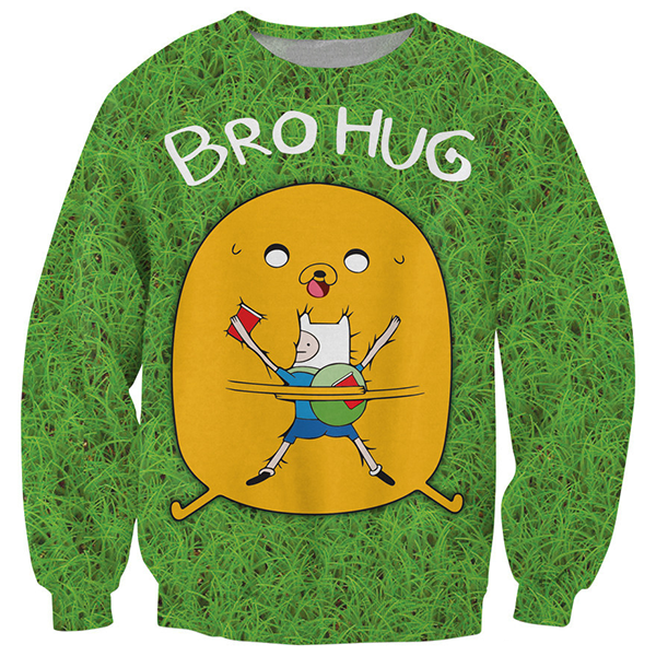 Bro Hug Finn And Jake Shirts