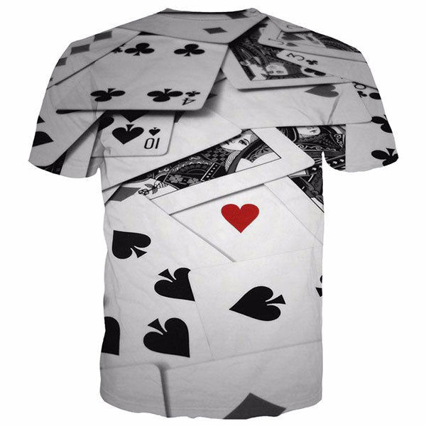 Trump Card Printed Shirts