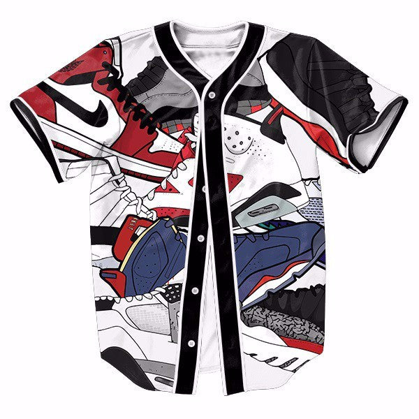 Sport Shoes 3D New Shirts