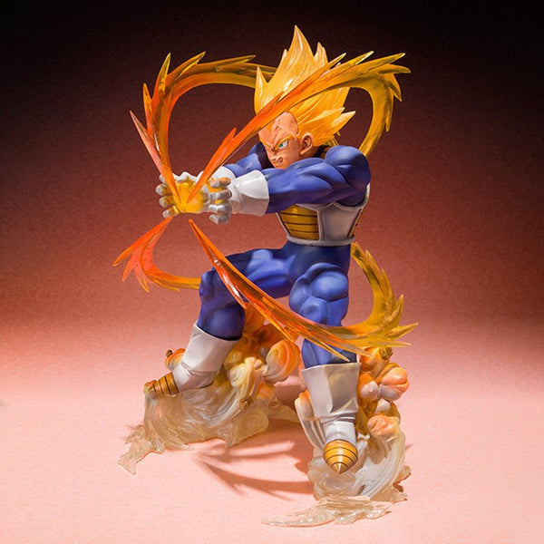Super Saiyan Vegeta Figure 3D Toy