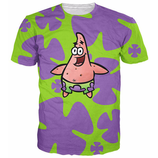 Patrick Is My Star Shirts