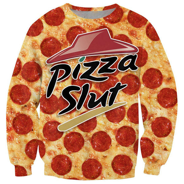 Really A Pizza Slut Shirts
