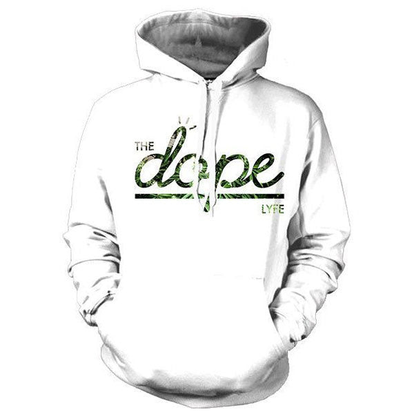 The Dope Lyfe 3D Shirts
