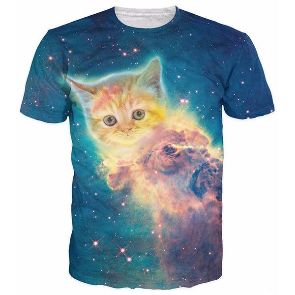 Sky full of star Cat Shirts