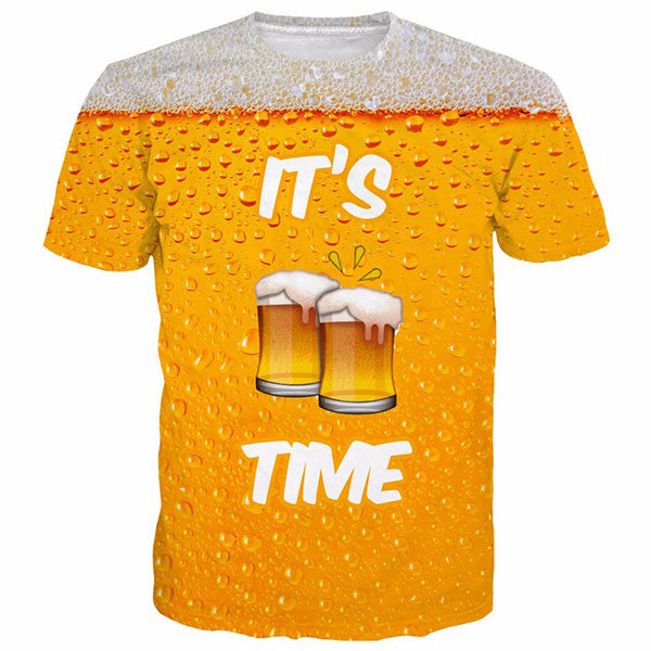 It's Beer Time Shirts