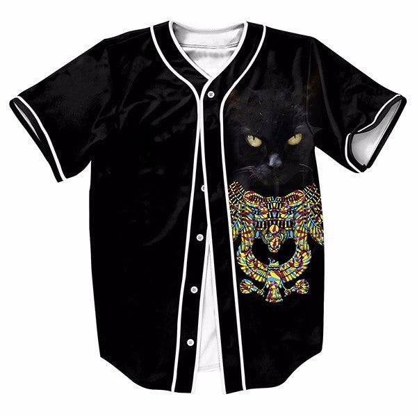 Black Cool Jewelry Cat New Shirts