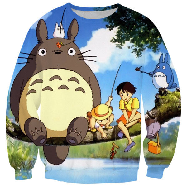 Totoro and Friend Shirts