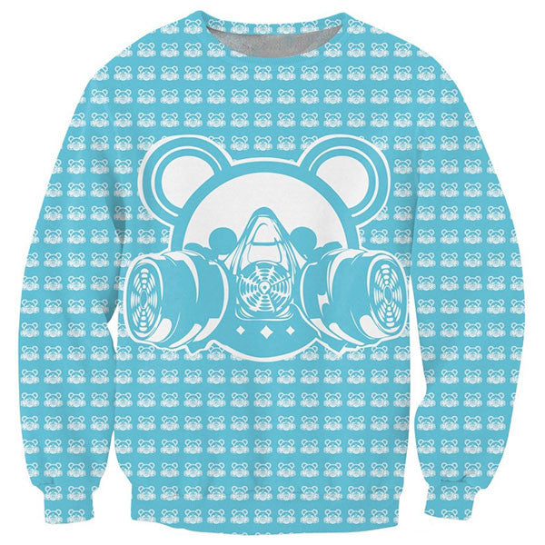 Bubble Goth 3D Shirts
