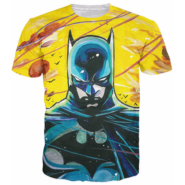 Batman Amazing Printed Shirts