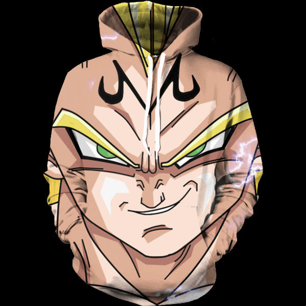 Newest Vegeta Majin Shirts