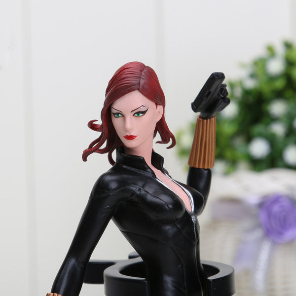 Super Hero The Avengers 2 Black Widow Toy