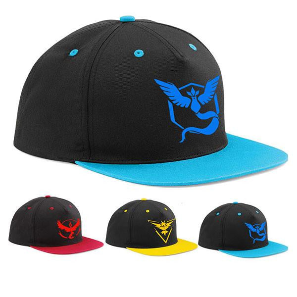 Pokemon Baseball Embroidered Hat