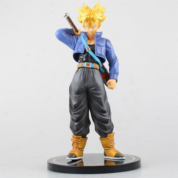Figuarts Zero EX Trunks Figure Toy