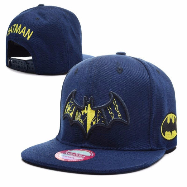 Batman Embroidered Hat