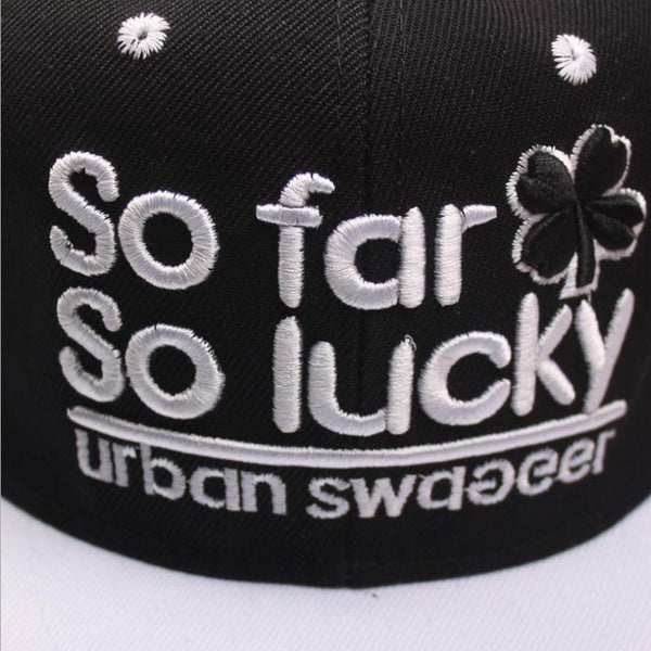So Far And So Lucky Hat