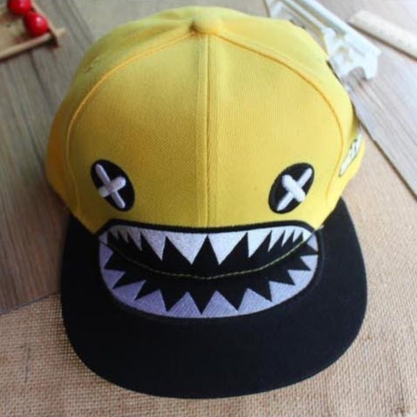 Shark Teeth Hat