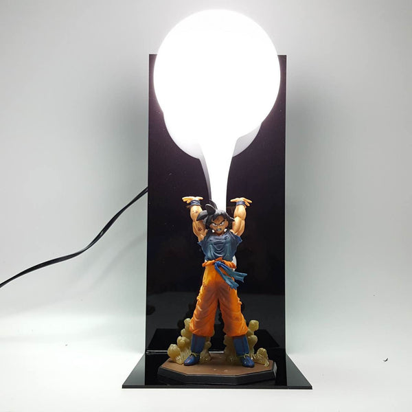 New Goku Spirit Bomb 3D Lamp