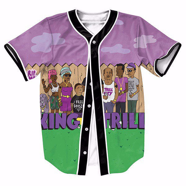 King Of The Trill Family New Shirts