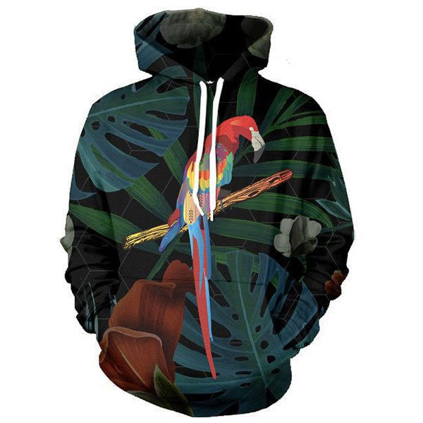 Parrot Rainforest 3D Shirts
