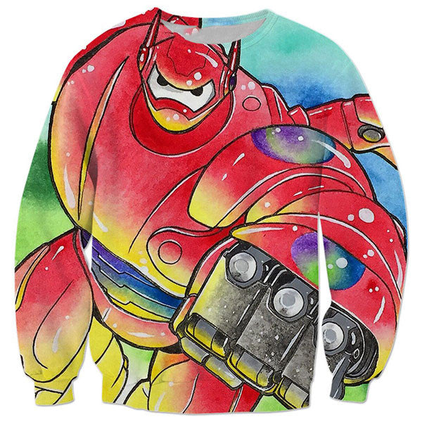 Baymax Fly Shirts