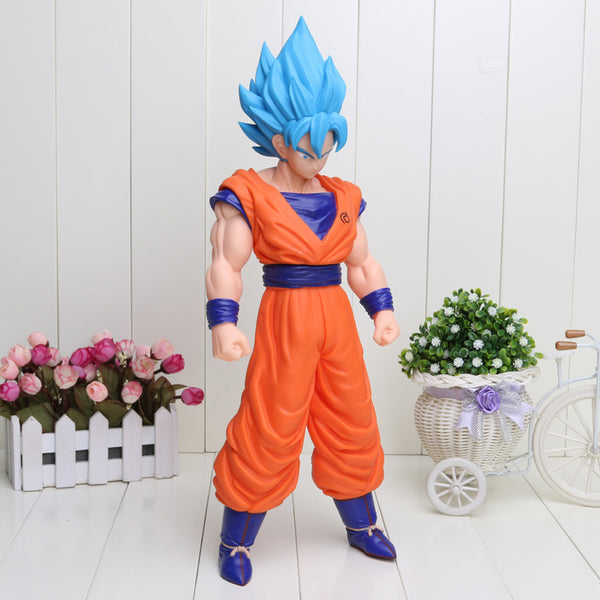 Big Size Dragon Ball Z Super Saiyan Son Goku PVC Toy