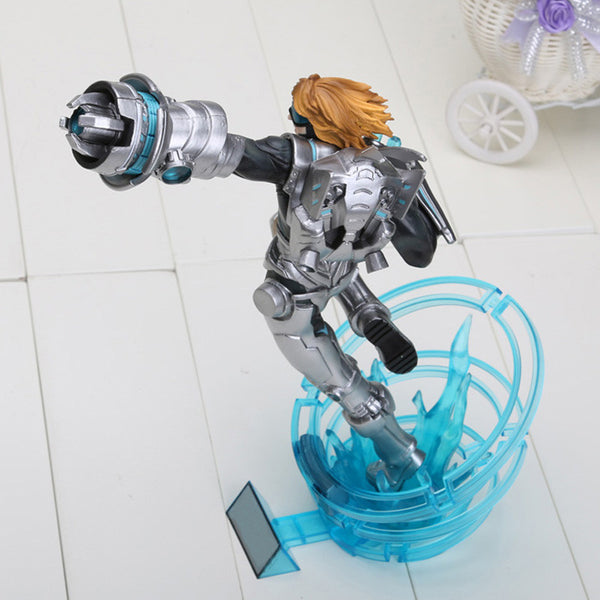 EZ Ezreal Action Figure Toy
