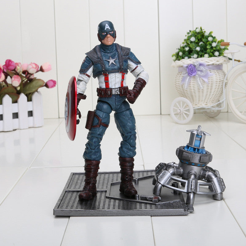 Captain America The Avengers Movie Toy