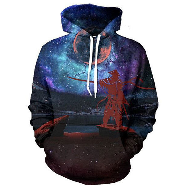 Galaxy Starry 3D Shirts
