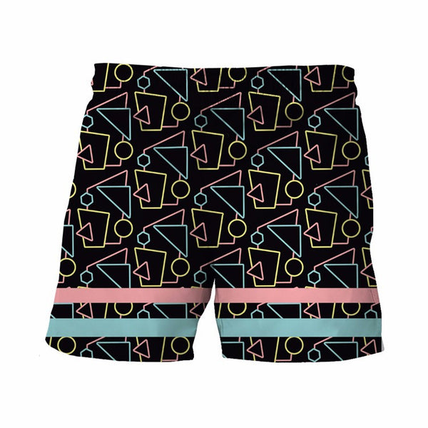 Geometry Cheat Sheet Shorts