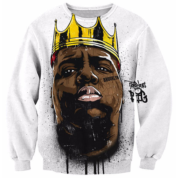 Biggie Smalls 3D Shirts