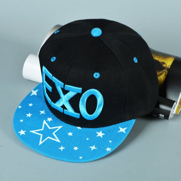 EXO Embroidered Hat