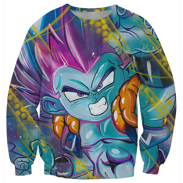 Blue Gotenks Shirts