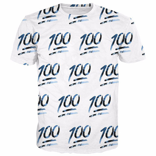 Coco Tree 100 Points Shirts