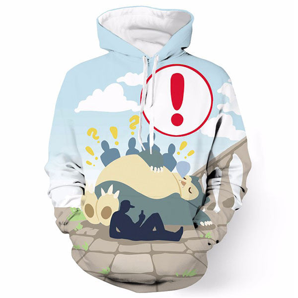 Snorlax Pokemon Go Shirts