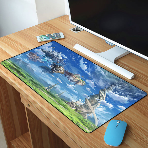 Sword Art Online World Tree Mousepad