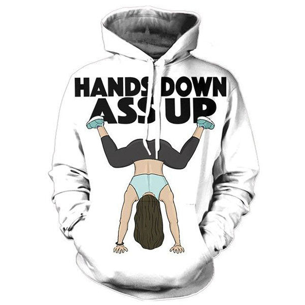 Handsdown Assup 3D Shirts