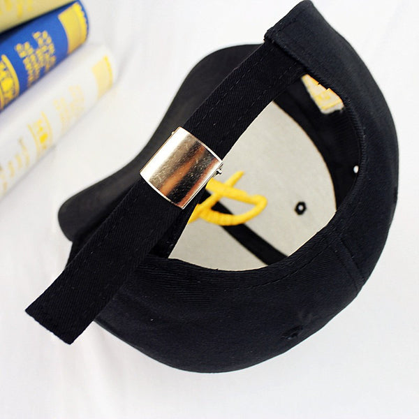 Unisex Solid Ring Hat