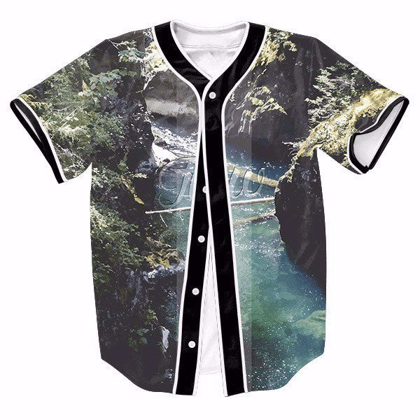 Wonderful Landscape Ravine New Shirts