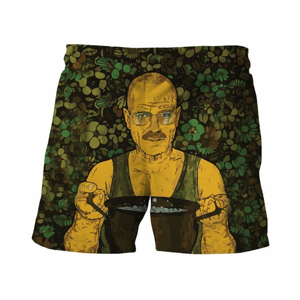 Breaking Bad Walt Shorts