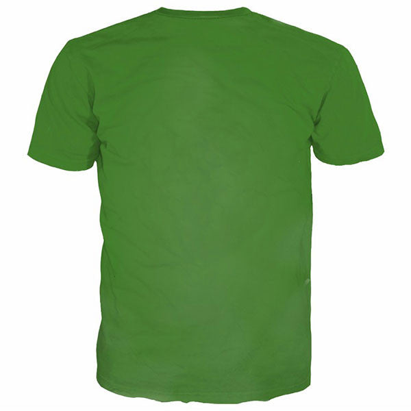 Breaking Bad Green Shirts