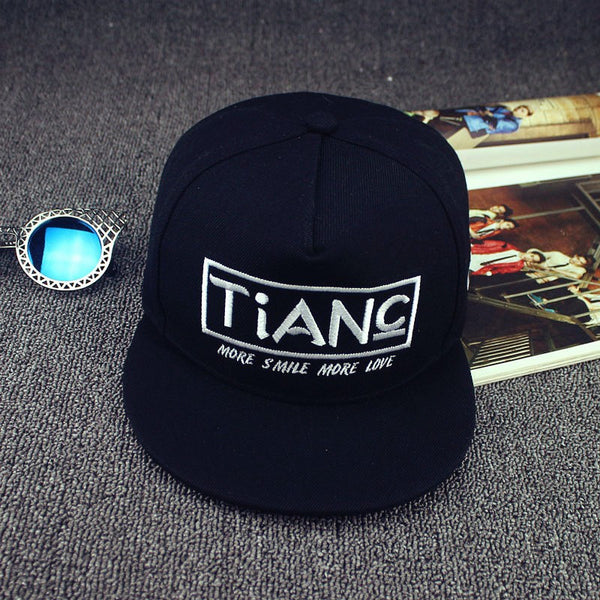 Tianc Embroidered Baseball Hat