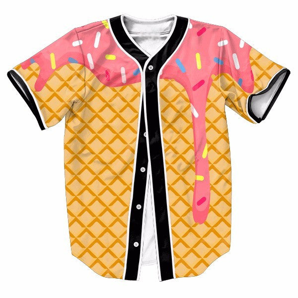 Ice Cream Summer Color New Shirts