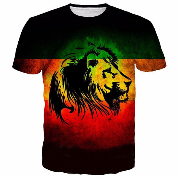 Cool Lion 3D Shirts