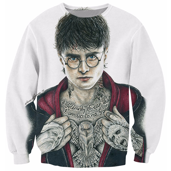 Harry Potter And Tattoos Shirts