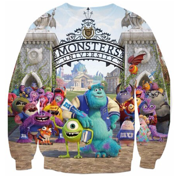 Monsters University Shirts